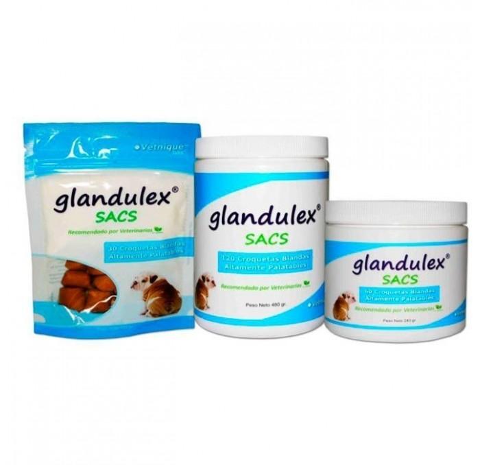 Glandulex Sacs Comprimidos Perros JTPharma