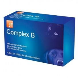 Complex B Perros y Gatos JTPharma, 60 comprimidos