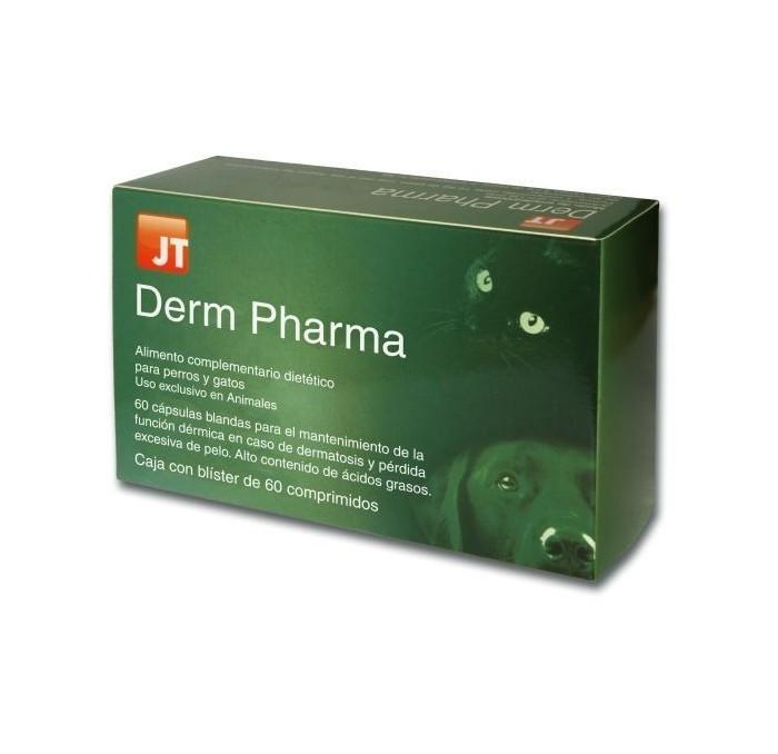 Derm Pharma Perros y Gatos JTPharma, 60 comprimidos