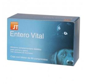 Entero Vital Perros y Gatos JTPharma, 60 comprimidos