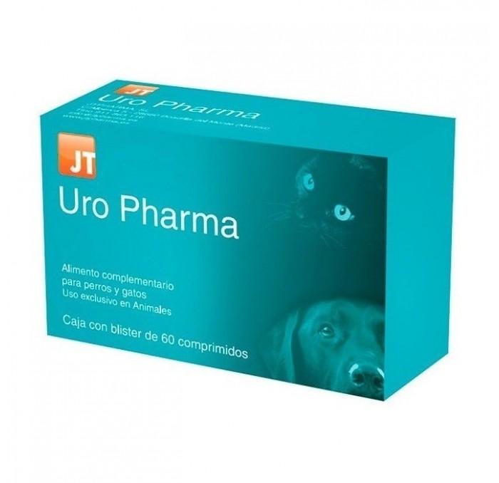 Uro Pharma Perros y Gatos JTPharma, 60 comprimidos