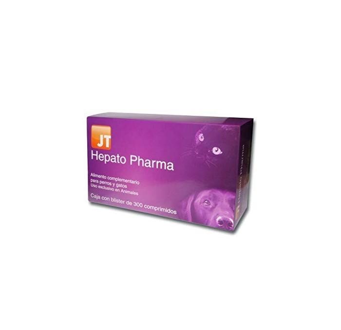 Hepato Pharma Perros y Gatos JTPharma, 55ml