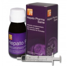 Hepato Pharma Same Perros y Gatos JTPharma, 55ml
