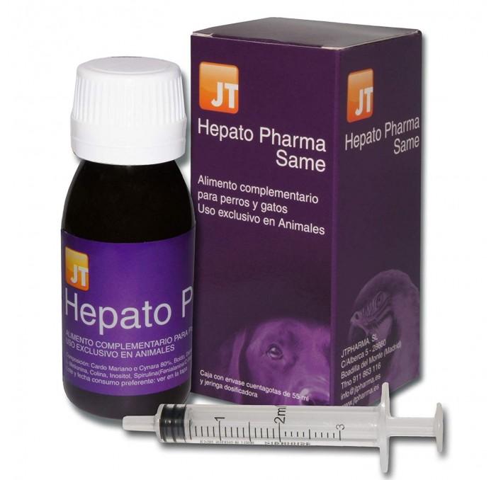 Hepato Pharma Same Perros y Gatos JTPharma, 55ml