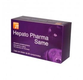 Hepato Pharma Same Perros y Gatos JTPharma, 60 comprimidos
