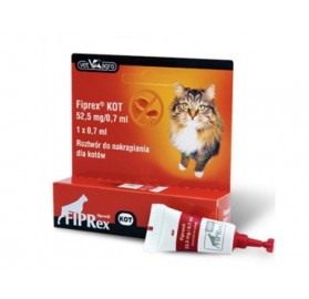 Fiprex Pipetas Antiparasitarias Gatos