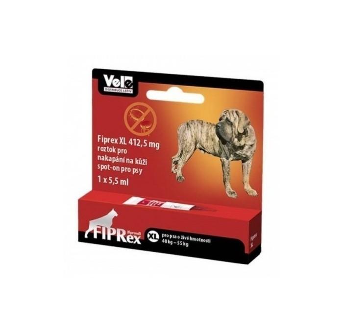 Fiprex Pipetas Antiparasitarias Perros 2-10kg
