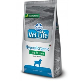 Farmina Vet Life Dog Hypoallergenic Huevo