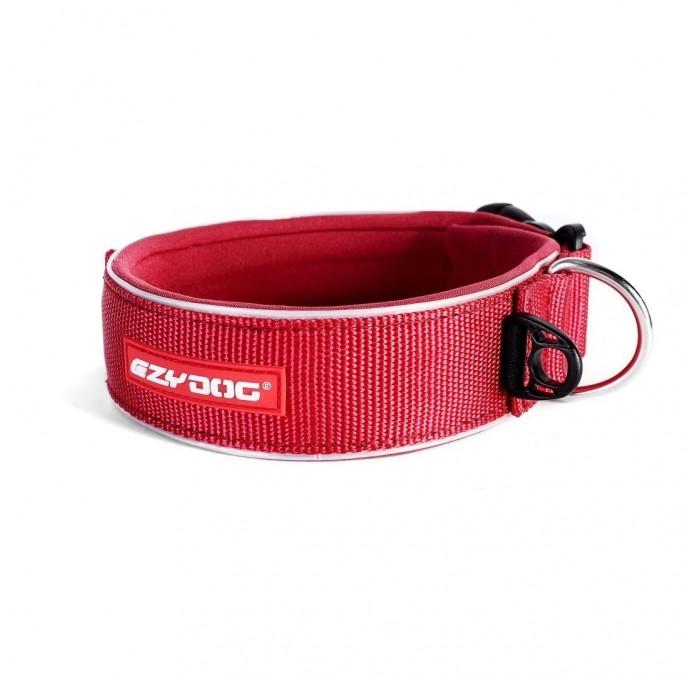Ezydog Neo Wide Collar Perro Rojo