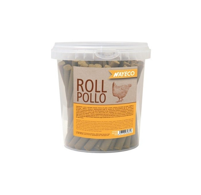 Barritas de Pollo NYC Roll 500gr