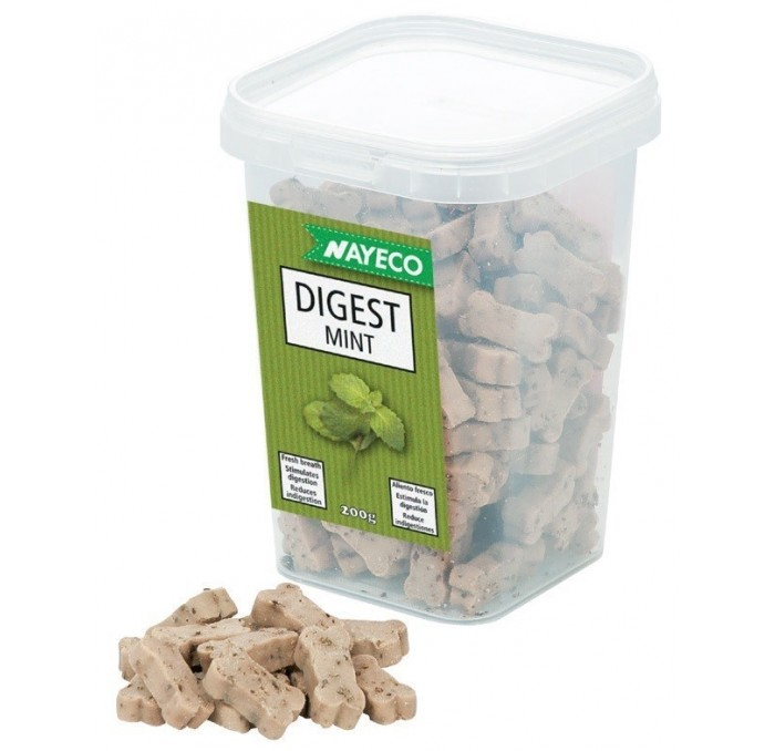 Huesitos para Perros Digest Mint Nayeco