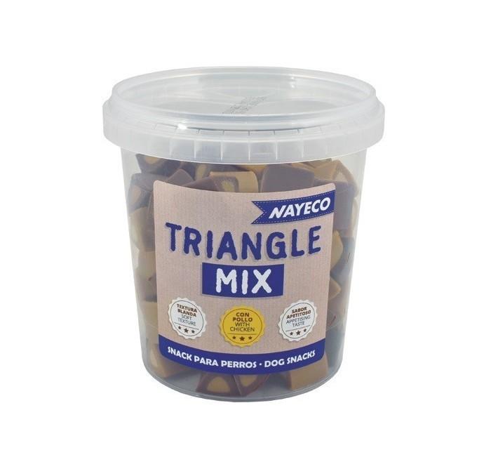 Triángulos Snack Perros NYC Mix Nayeco