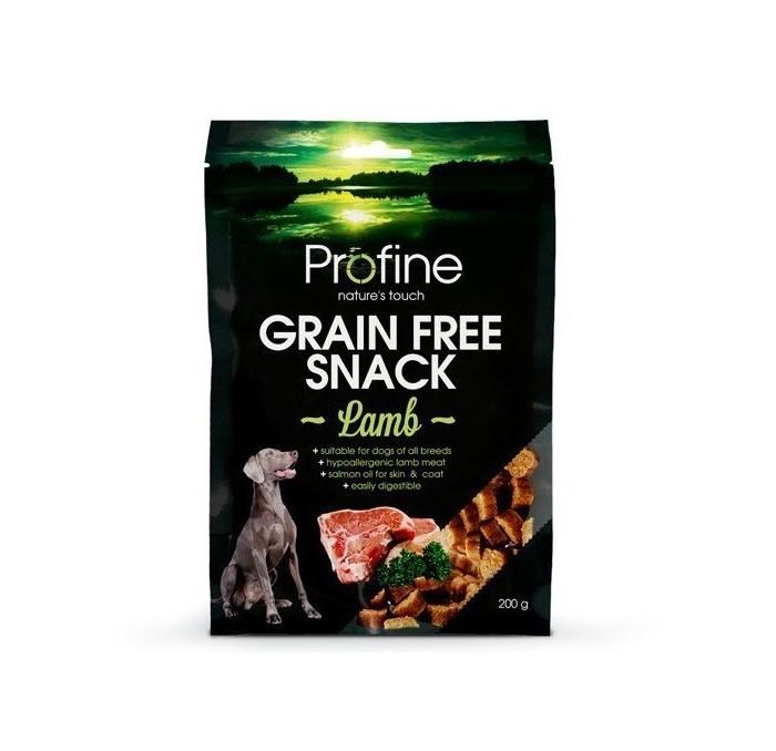 Snack Perro Profine Grain Free Cordero