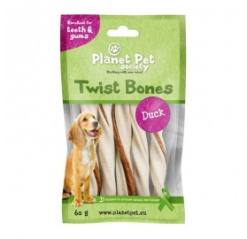 Snack Rollito Dental Pato Planet Pet