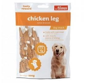 Snacks Naturales Perros Chicken Leg Les Filous