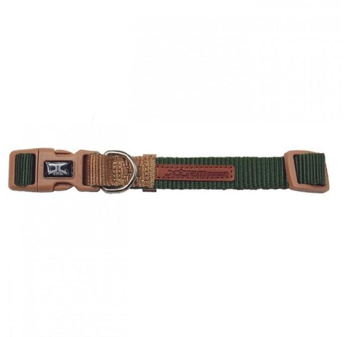 Collar Perro Verde X-TRM Doble Premium Nayeco