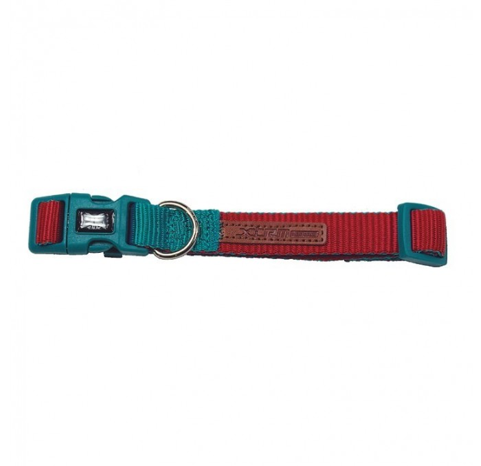 Collar Perro Naranja X-TRM Doble Premium Nayeco