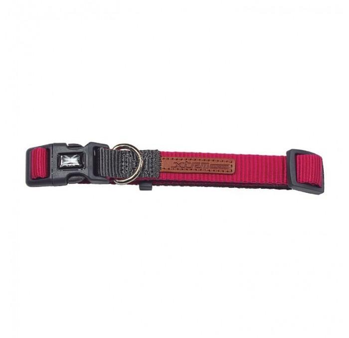 Collar Perro Fucsia X-TRM Doble Premium Nayeco