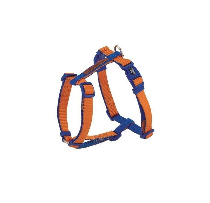 Arnés Perro Naranja X-TRM Doble Premium Nayeco