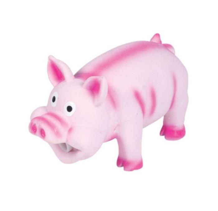 Cerdo de latex con sonido real