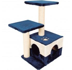 Rascador de gato Savanna Noche, 43x33x68cm