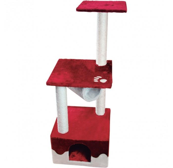 Rascador de gato Savanna Tarde, 40x40x108cm