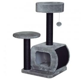 Rascador de Gatos Savanna Twin, 45x45x90 cm