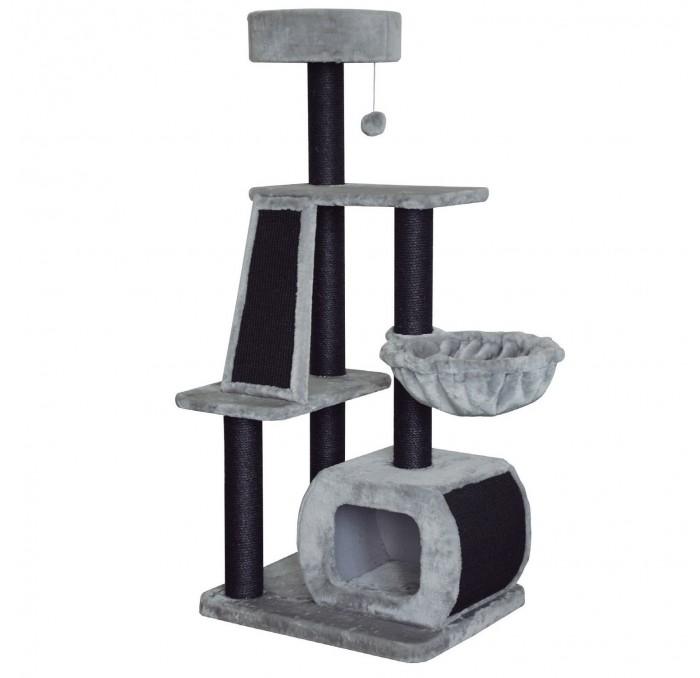 Rascador de Gatos Savanna Trinity, 60x50x136 cm