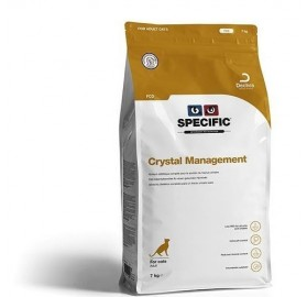 Pienso Specific Gato FCD Crystal Management