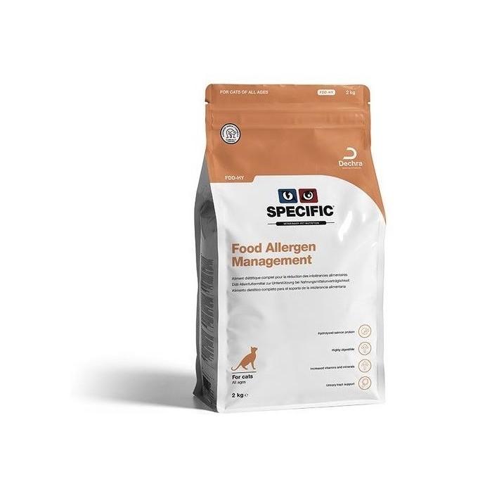 Pienso Specific Gato FDD-HY Food Allergen Management