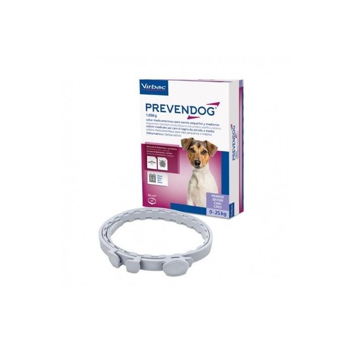 Prevendog Collar Antiparasitario Perros 60cm