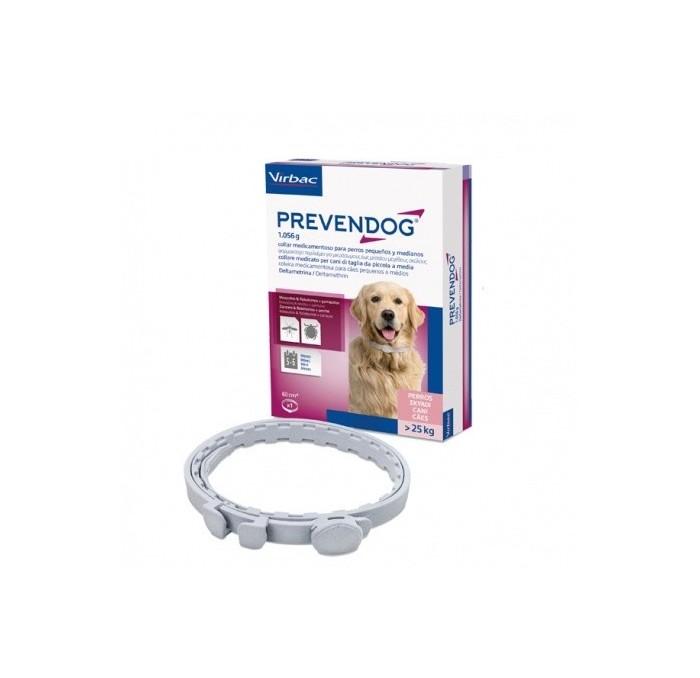 Prevendog Collar Antiparasitario Perros 75cm