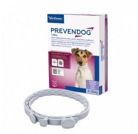 Prevendog Collar Antiparasitario Perros 60cm caja 2 unidades