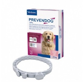 Prevendog Collar Antiparasitario Perros 75cm caja 2 unidades