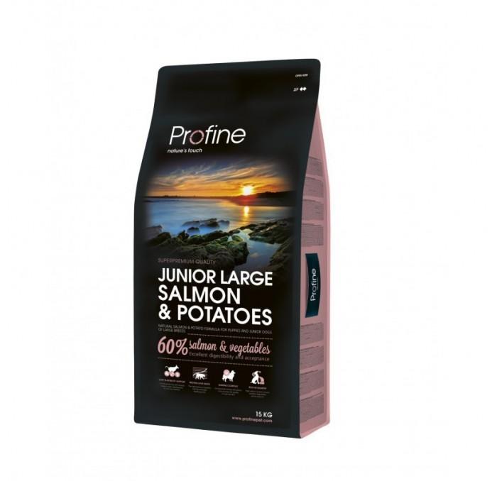 Profine Junior Large Breed Salmon