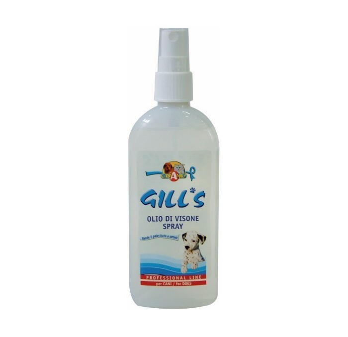 Gill's Spray al Aceite de Visón, 150ml