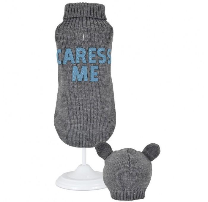 Jersey para Perro punto Sweet Bear Grey