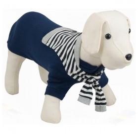 Polo para Perros Sotavento Azul Marino