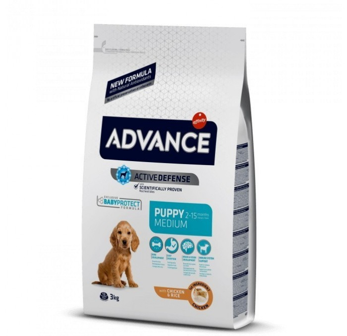 Pienso Advance Puppy Medium Affinity