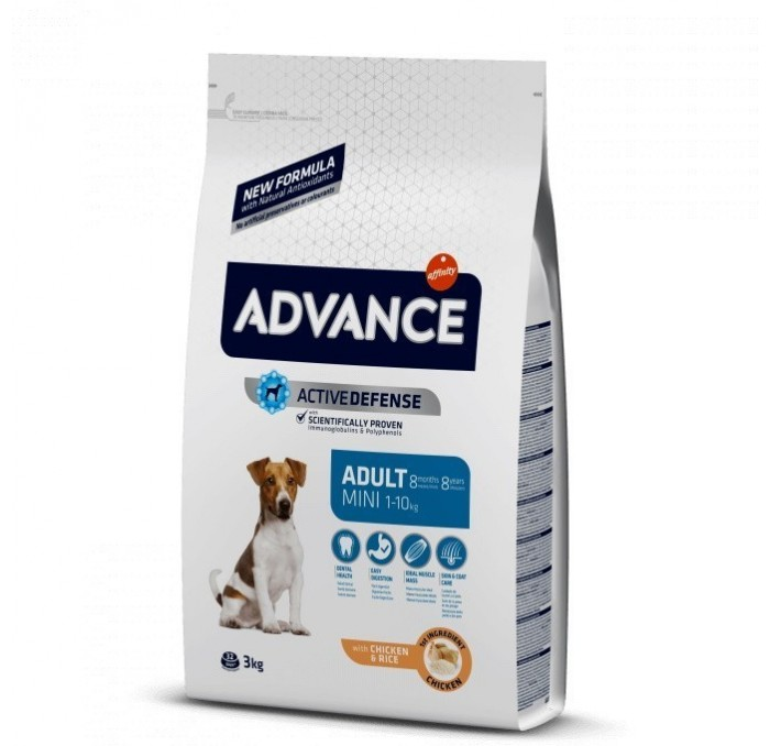 Pienso Advance Mini Adulto