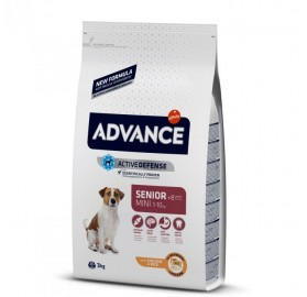 Advance Senior Mini + 8 años, 3kg