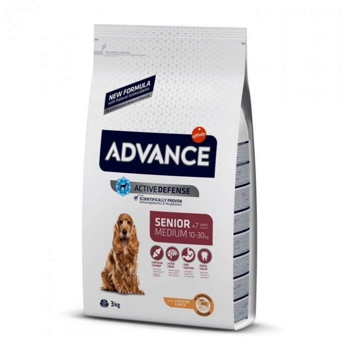 Pienso Advance Medium Senior + 7 años