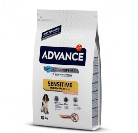 Pienso Advance Sensitive Medium/Maxi Salmón y Arroz