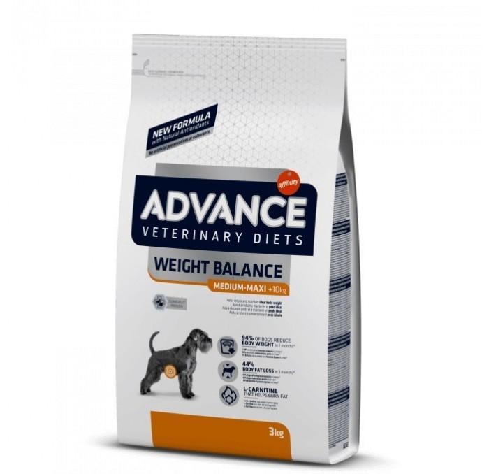 Pienso Advance Veterinary Weight Balance Medium/Maxi