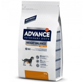 Pienso Advance Veterinary Weight Balance Mini 1,5kg