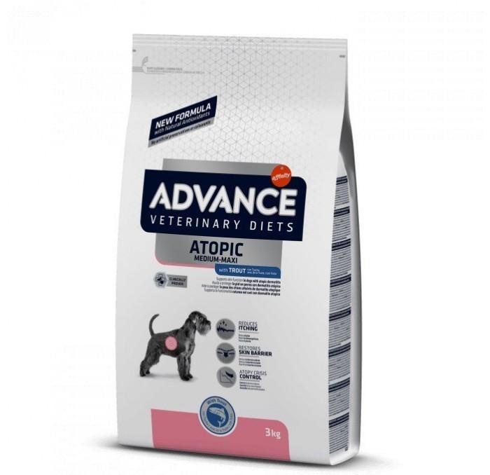 Pienso Advance Veterinary Atopic Care Medium/Maxi