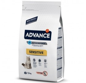 Pienso Advance Gato Sensitive Salmón