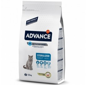 Pienso Advance Gato Adulto Sterilized