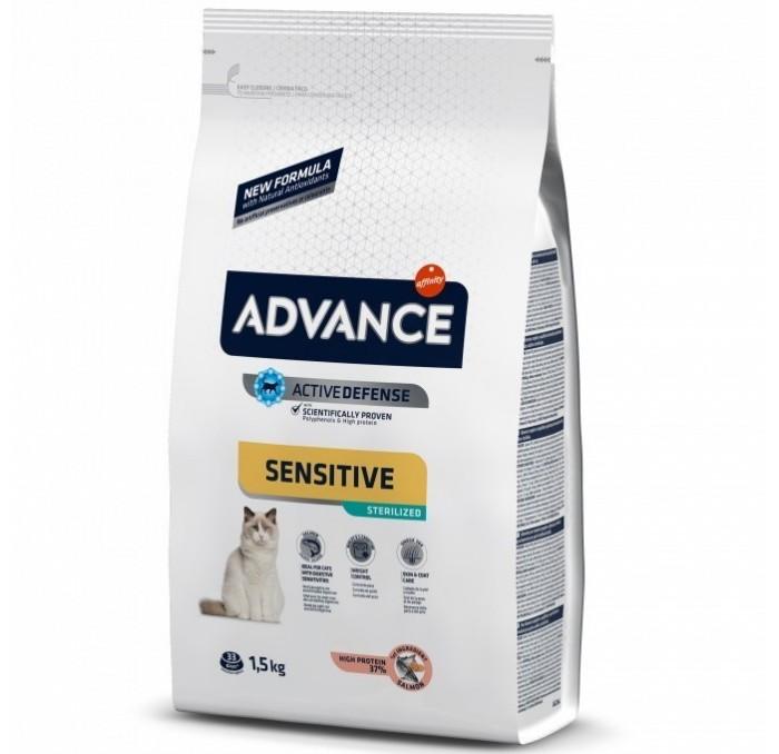 Pienso Advance Gato Sterilized Sensitive