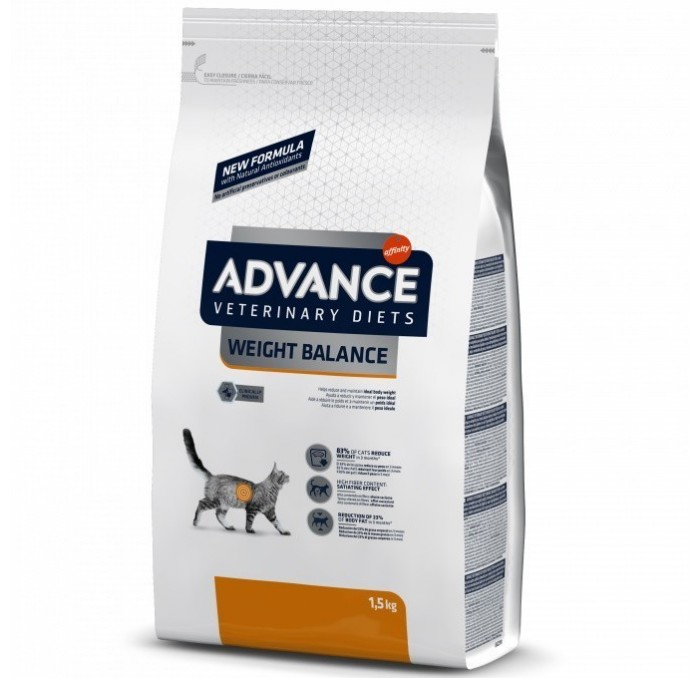 Pienso Advance Veterinary Weight Balance Feline